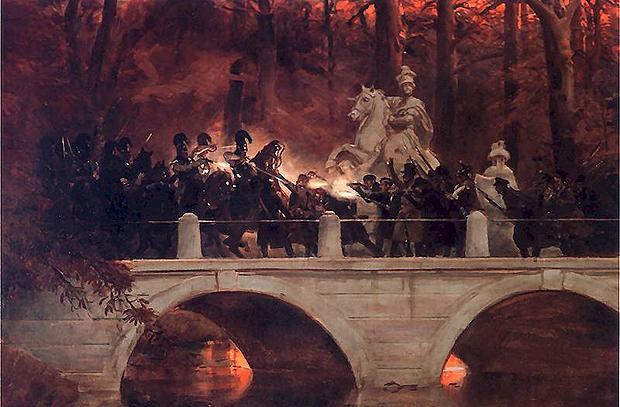 Картина Войчеха Коссака. <br>