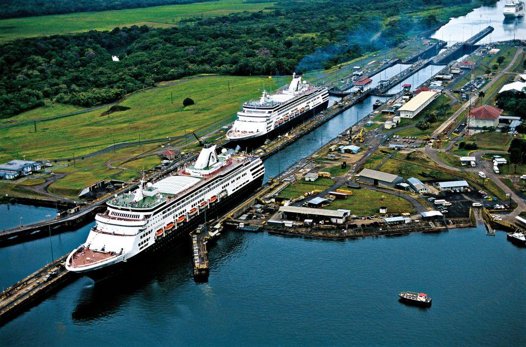 Строительство Панамского канала - грандиозная финансовая афера