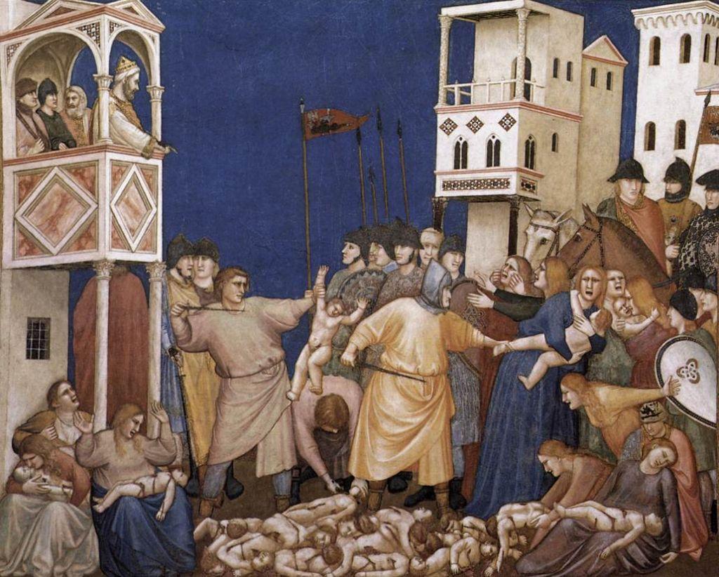 Джотто, 1310-е.